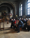 Воскресная школа для взрослых Ионинского монастыря