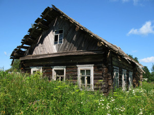 Дом, в котором о.А жил перед последним арестом