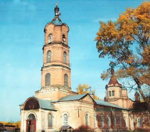 Прокопьвская церковь, XIX век