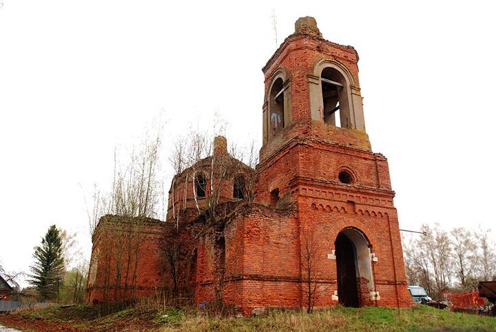 храм в Бухолово