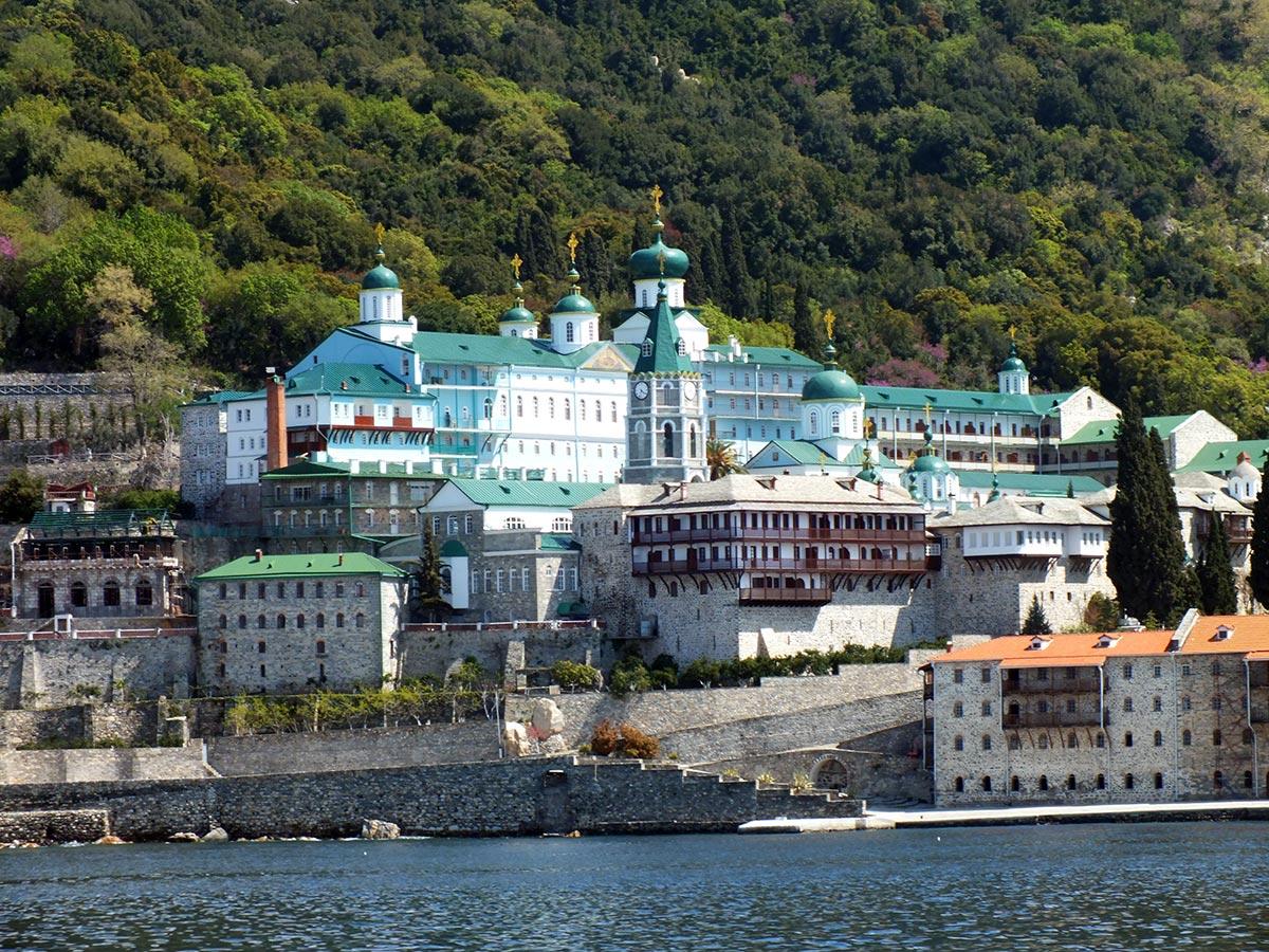 Свято-Пантелеймонов-монастырь