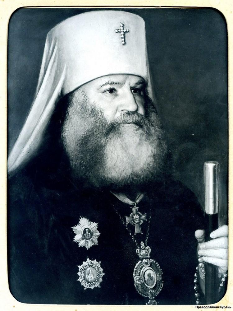Митрополит Краснодарский и Кубанский Виктор (Святин)