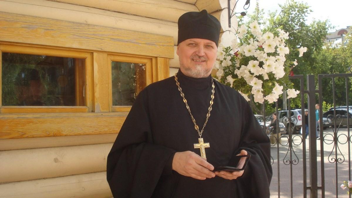 Отец Александр Балыбердин