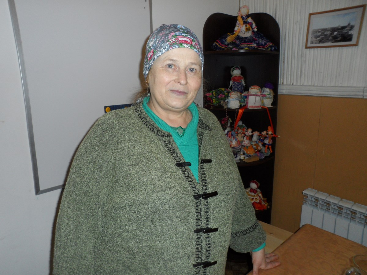 Галина Алексеевна Громова