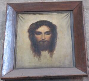 2 - Христос Моргающий взгляд снизу