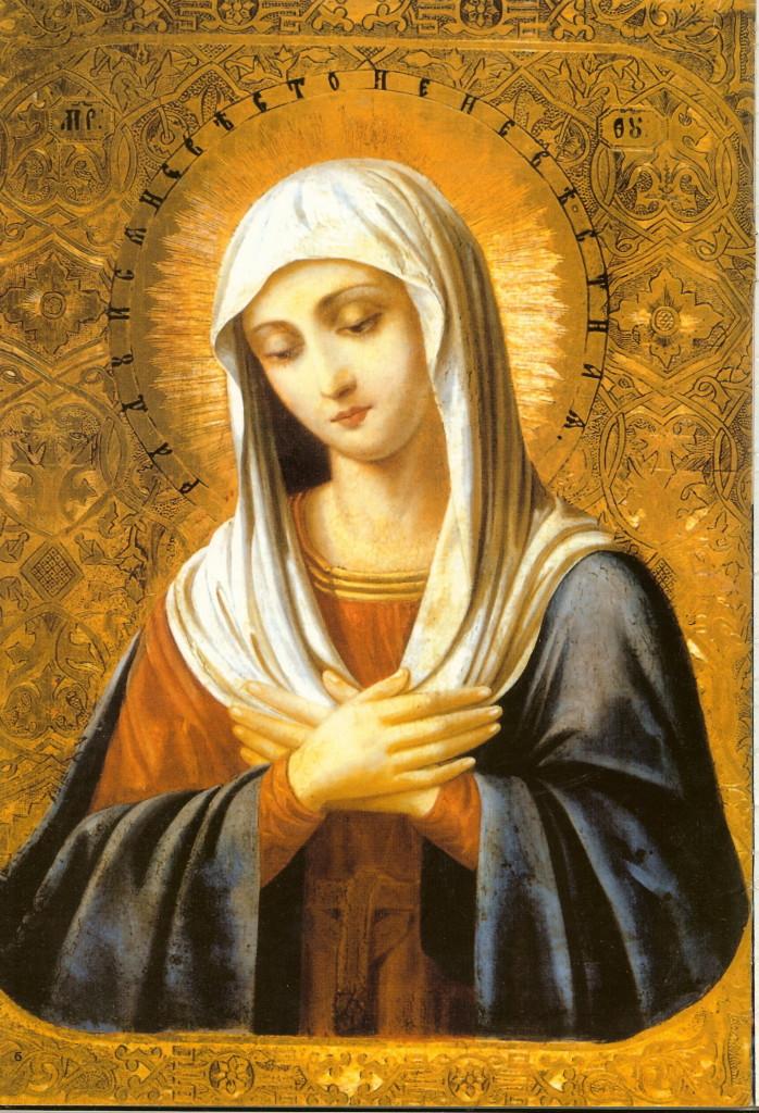 Почитание Божией Матери поставило точку в истории культа Великой богини