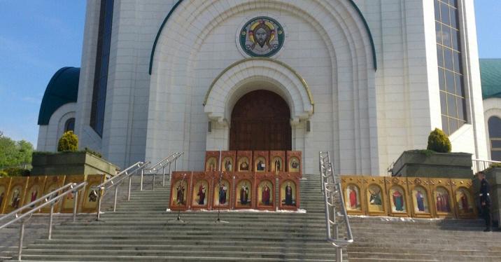 воинские храмы