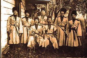 Воины  Дикой дивизии