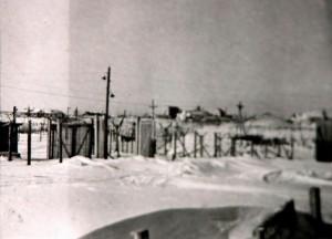 2 ОЛП №1 Минлага. Инта, Коми АССР. Фото 1950-х