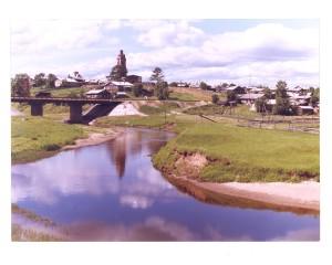Село Помоздино