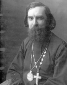 обновленческий епископ Николай Платонов 1925 г