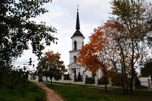 Рождественский храм в Череповце