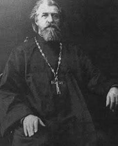 Отец Павел Студентов
