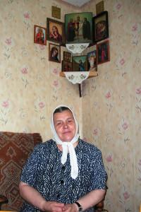 Галина Галактионовна Михальская. 2014 г.