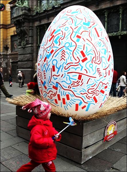 Яйцо в СПб_