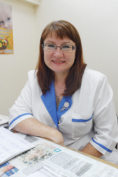 Елена Владимировна Солдаткичева