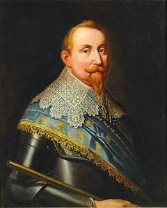 Gustav Второй Adolf-Lev-Severa-1594-1632