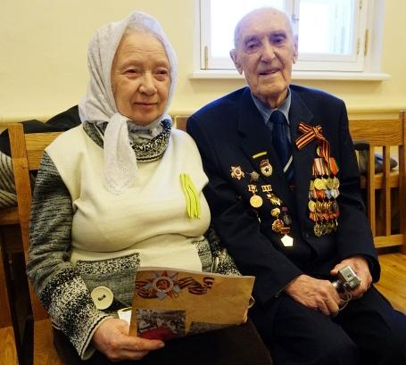 Изабелла Павловна в Благовещенской церкви