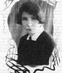 Нина Иванова-Романова, 1934