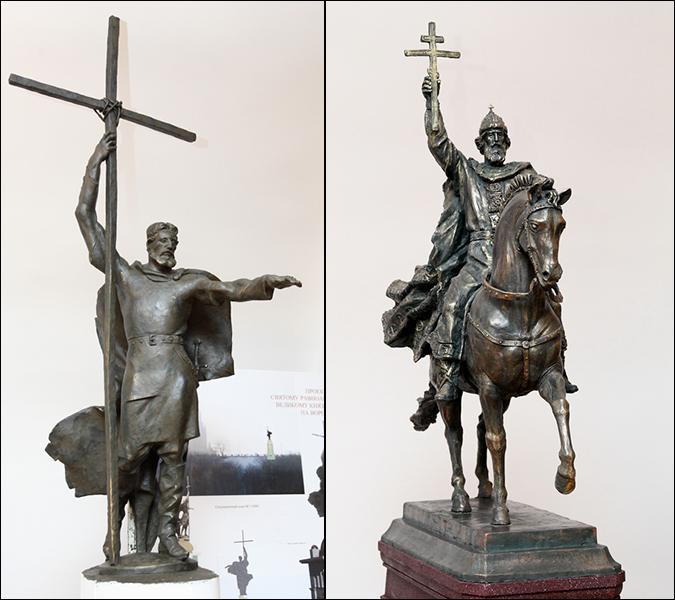 Памятник князю Вл_проекты