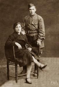 Солоница_бабушка-Анастасия-с-дедушкой-Алексанром-участником-войны