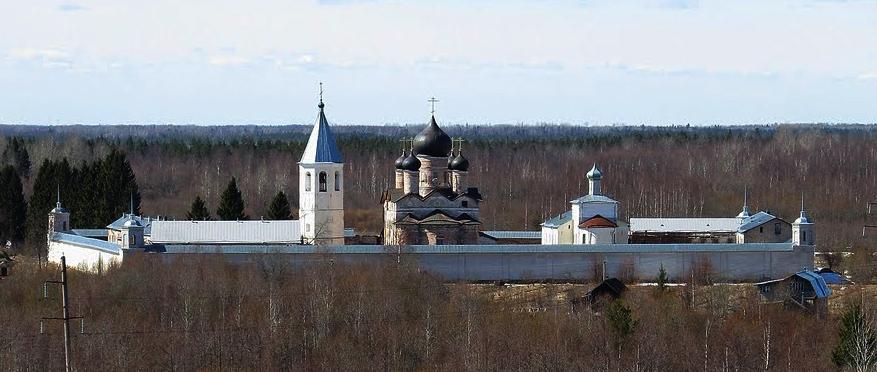 Свято-Троицкий Зеленецкий монастырь