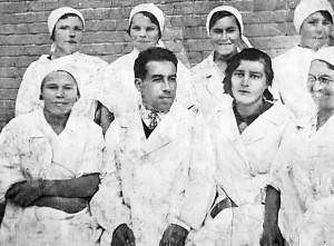 коллектив 4 горбольницы