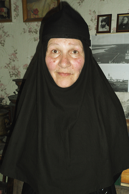 монахиня Феодосия