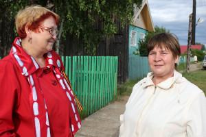 3Надежда Кордумова и Татьяна Белоусова