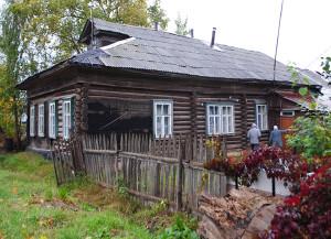 Чайный домик в Мяксе