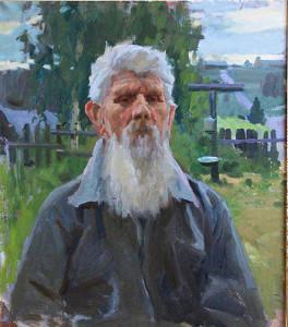 Портрет Матвея Носова