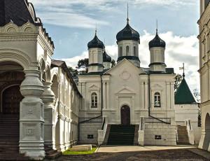 Церковь Рождества Пресвятой Богор