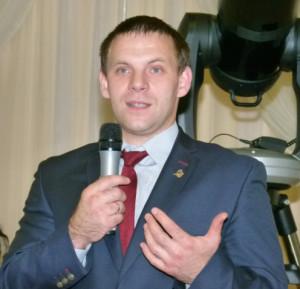 Космонавт-испытатель Иван Вагнер