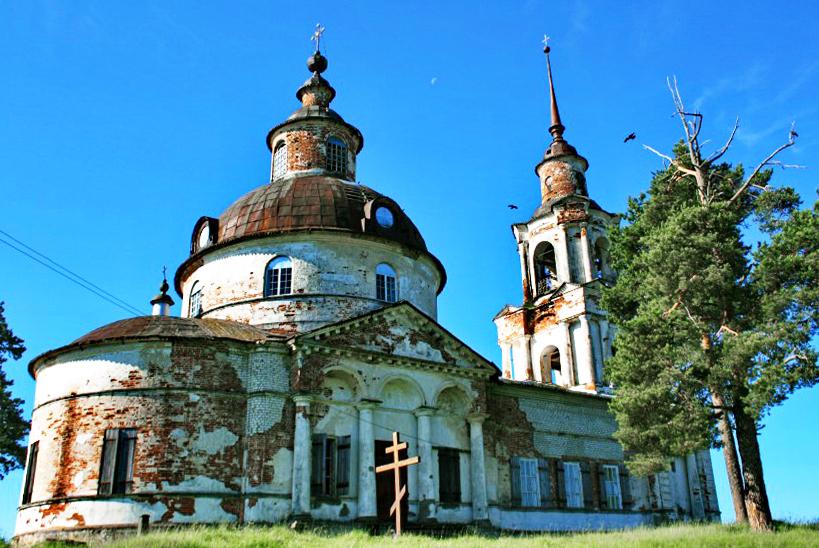 Свято-Димитриевский храм