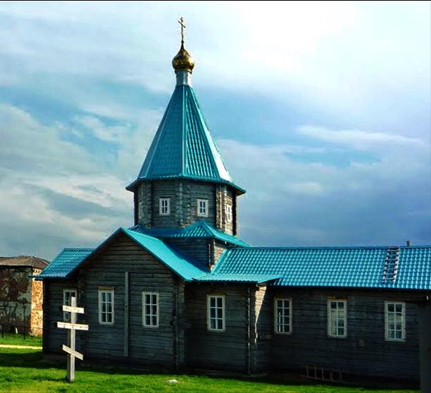 Село Ижма