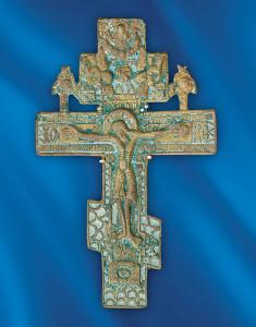 крест Иоанна Затворника