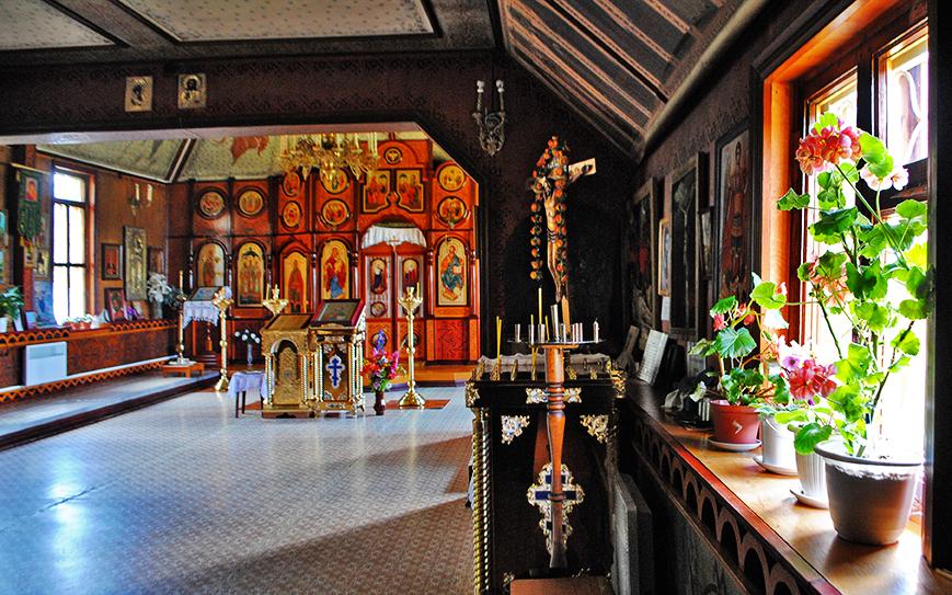 Герань-в-храме