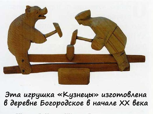Игрушка-Кузнецы