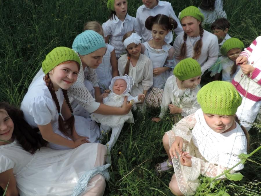 Клуб православных многодетных семей «Вербочка»