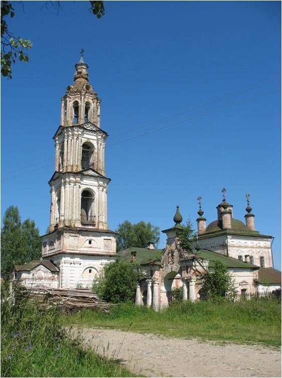 Село_Верховье,_Никольский храм