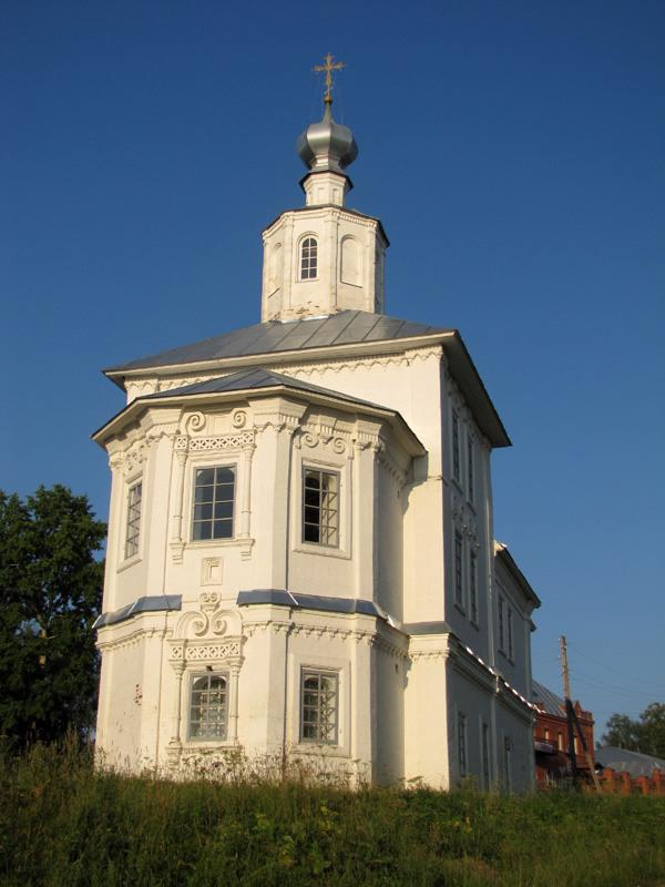 Успенский алинский храм