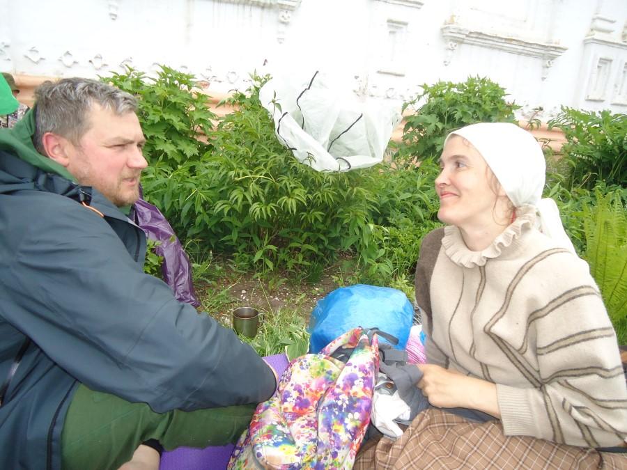 Лена и Александр Кива