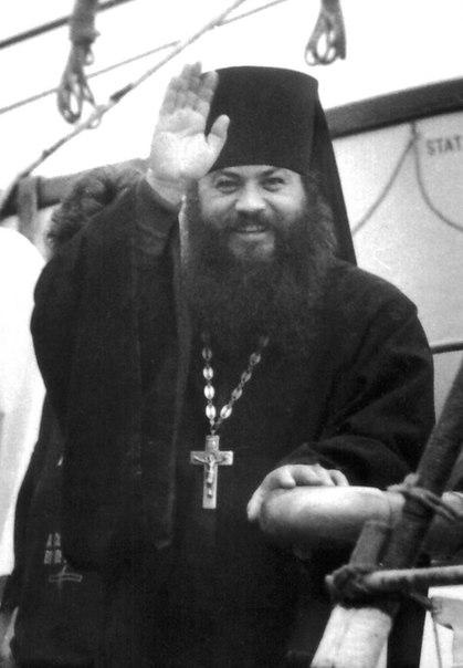 Отец Никодим в Мурманске