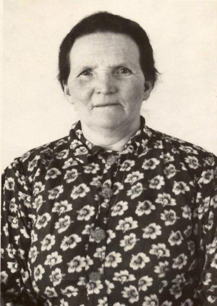 Елена Ипатовна Нифанина
