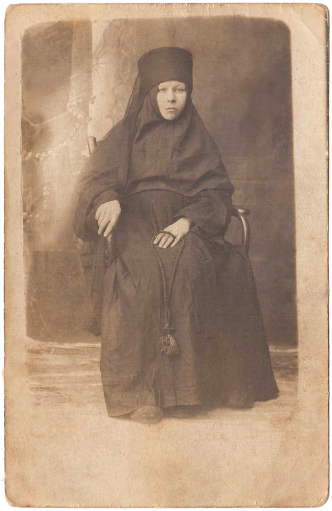 Матушка Ангелина