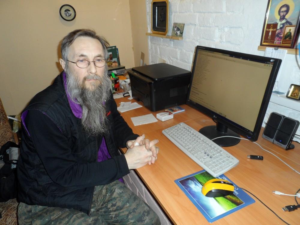 монах Иустин Александров