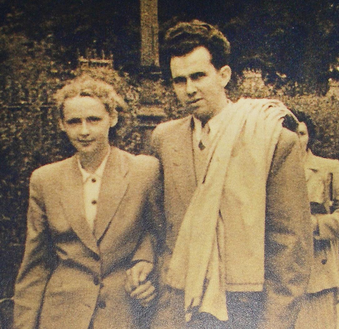 Эмми и Сергей Пух