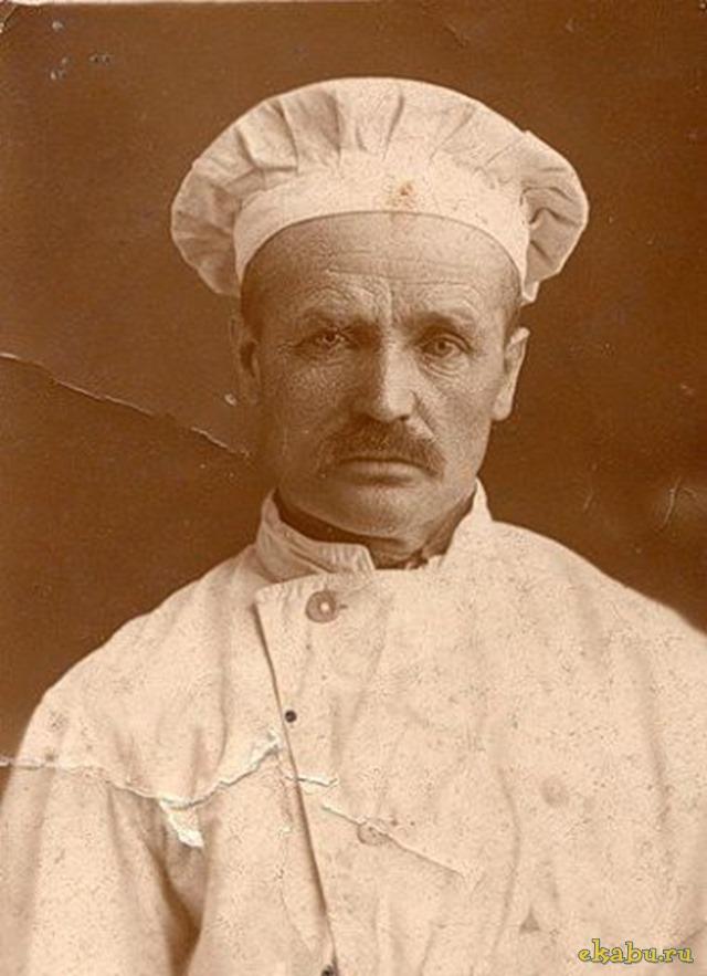 Даниил Иванович Кютинен работал в блокадном Ленинграде пекарем. Умер от голода…