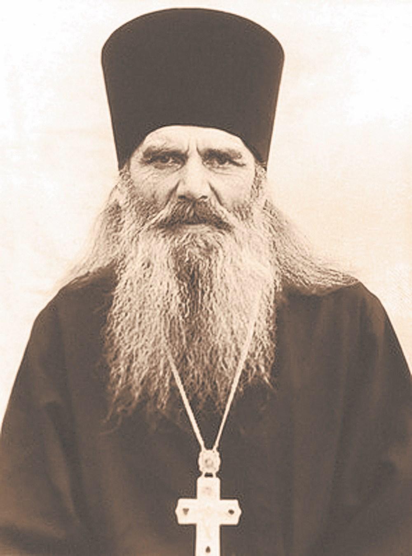 Священник Алексей Беляев