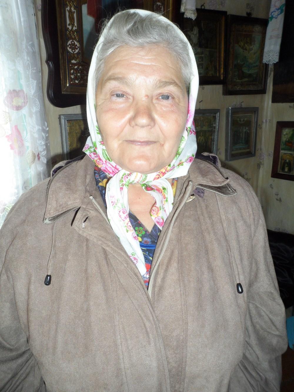 Зарема Степановна Безносикова